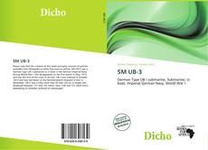 Bookcover of SM UB-3