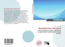Couverture de Riverdale Park, Maryland