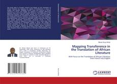 Capa do livro de Mapping Transference in the Translation of African Literature