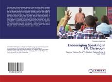 Copertina di Encouraging Speaking in EFL Classroom