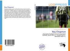 Couverture de Roy Chapman
