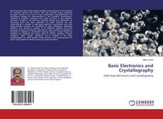 Capa do livro de Basic Electronics and Crystallography