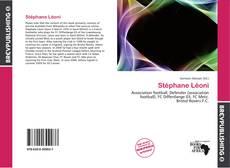 Bookcover of Stéphane Léoni
