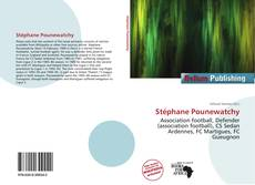 Bookcover of Stéphane Pounewatchy