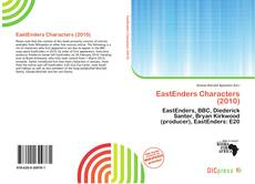 Bookcover of EastEnders Characters (2010)