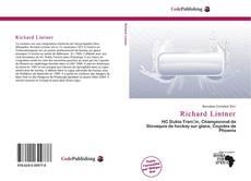 Richard Lintner的封面
