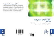 Bookcover of Hollyoaks Characters (2010)
