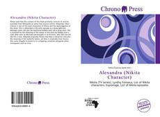 Alexandra (Nikita Character) kitap kapağı