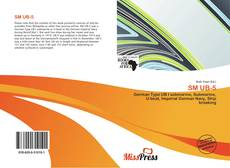 Bookcover of SM UB-5
