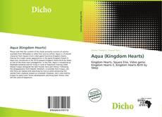 Aqua (Kingdom Hearts)的封面