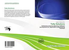 Tally Solutions kitap kapağı