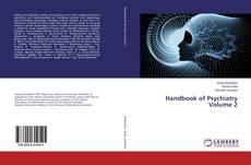 Bookcover of Handbook of Psychiatry Volume 2