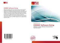 Bookcover of COSMIC Software Sizing