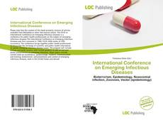 Bookcover of International Conference on Emerging Infectious Diseases