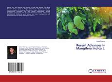Portada del libro de Recent Advances in Mangifera Indica L.