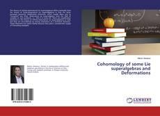 Cohomology of some Lie superalgebras and Deformations的封面
