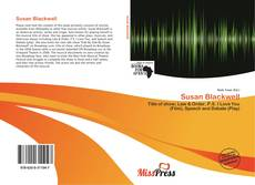 Bookcover of Susan Blackwell
