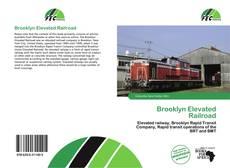 Capa do livro de Brooklyn Elevated Railroad
