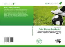 Couverture de Peter Clarke (Footballer)
