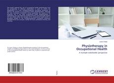 Обложка Physiotherapy in Occupational Health