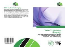Bookcover of SM U-11 (Austria-Hungary)