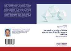 Portada del libro de Numerical study of MHD convective flows in square cavities