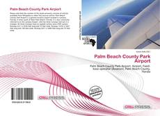Palm Beach County Park Airport的封面
