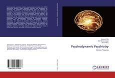 Обложка Psychodynamic Psychiatry
