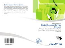 Buchcover von Digital Access Carrier System