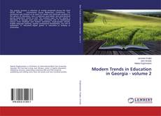 Borítókép a  Modern Trends in Education in Georgia - volume 2 - hoz