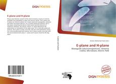 Bookcover of E-plane and H-plane