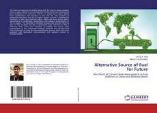 Bookcover of Alternative Source of Fuel for Future