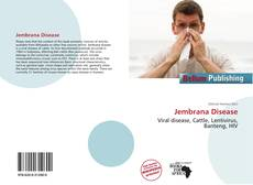 Bookcover of Jembrana Disease