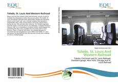 Capa do livro de Toledo, St. Louis And Western Railroad