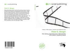 Peter E. Berger kitap kapağı