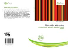 Bookcover of Riverside, Wyoming