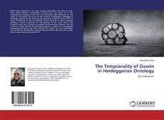 Couverture de The Temprorality of Dasein in Heideggerian Ontology