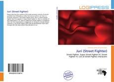 Bookcover of Juri (Street Fighter)