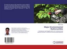 Major Environmental Radionuclides的封面