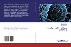 Capa do livro de Handbook of Psychiatry Volume 3
