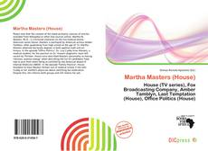 Bookcover of Martha Masters (House)