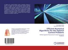Bookcover of Efficient Numerical Algorithms for the Optimal Control Problems