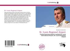 Portada del libro de St. Louis Regional Airport