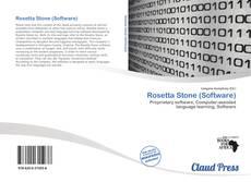 Buchcover von Rosetta Stone (Software)
