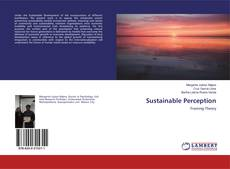 Bookcover of Sustainable Perception
