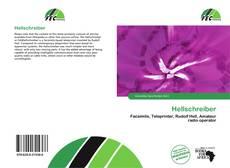 Capa do livro de Hellschreiber