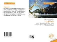 Buchcover von Gageodo
