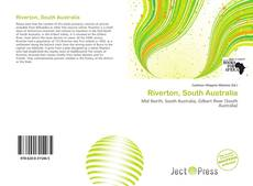 Borítókép a  Riverton, South Australia - hoz