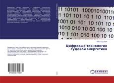 Цифровые технологии судовой энергетики kitap kapağı