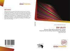 Bookcover of SM UB-81